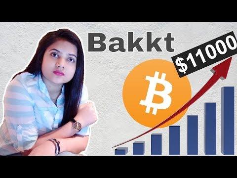 Will Bakkt Bring BTC $11000 in December ? Cryptocurrency Revolution