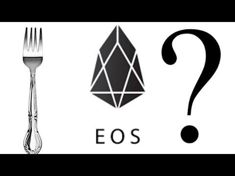 EOS Hard Fork = 2 EOS Coins?