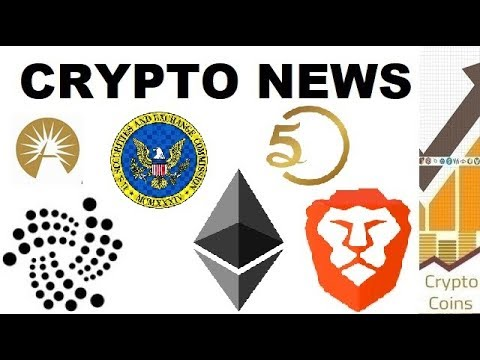Crypto News: Ethereum, IOTA, CyberMiles, Brave, BAT, SEC, Fidelity (15th-21st of October)