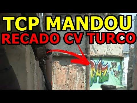 TCP DESAFIA CV JORGE TURCO E ADA PERDE BRAÇO DIREITO JAPERI