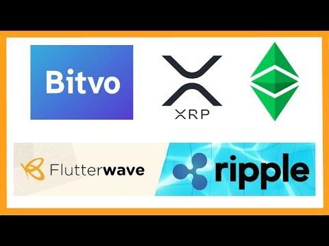 Bitvo Adds XRP & ETC – Flutterwave Ripple Partnership – Coinschedule & Trecento Blockchain Cap Fund