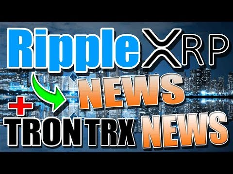 Bill Gates Foundation using Ripple (XRP) and Tron (TRX) Surpasses ETH in TPS