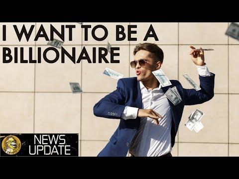 Saudi Shocker, Billionaire Dreams, Crypto Refugees – Bitcoin & Cryptocurrency News Mega Millions