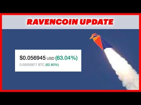 Ravencoin (RVN) Cryptocurrency Update