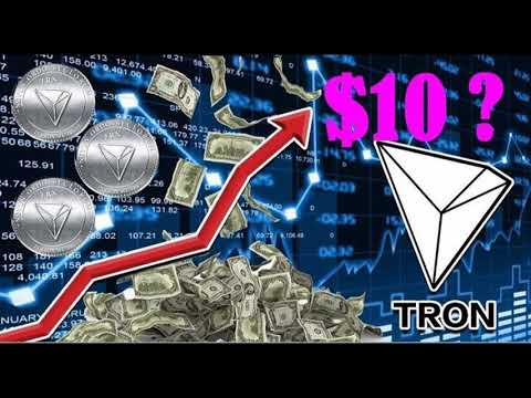 Tron Price Prediction _  Is it Possible for Tron TRX to Reach 10 US Dollars ?