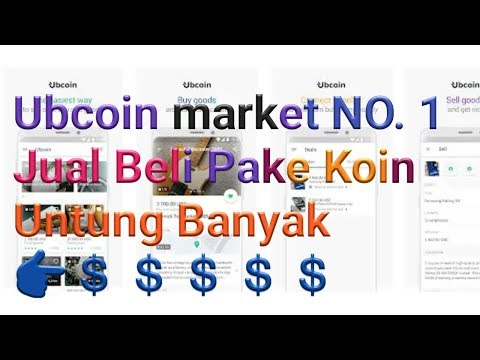 Ubcoin Market Cryptocurrency  untung doble