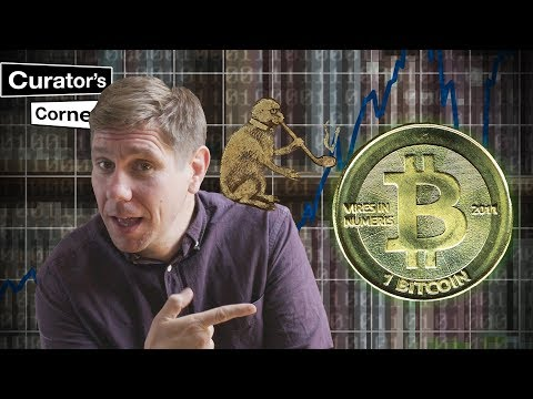 Bitcoin, cryptocurrency and their 17th century counterpart I Curator's Corner season 4 episode 2