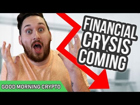 Financial Crisis Coming // CryptoCurrency a Safe Investment // Crypto Market News
