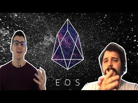 Che cos'è EOS spiegazione –  4 chiacchiere con Zaragast block producer EOSIMPERA