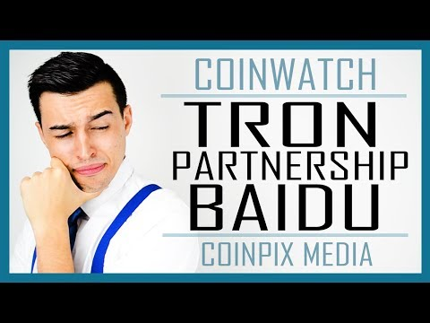 #Coinwatch Crypto News | CoinWatch #02 | TRON Partnership, EOS In Space? & More
