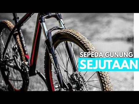 SEJUTAAN! 5 Sepeda Gunung  Harga Ekonomis, Ada FULLSUS juga bro!