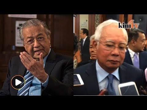 Najib kepada Dr M, 'Eh…Umno ada lagi'
