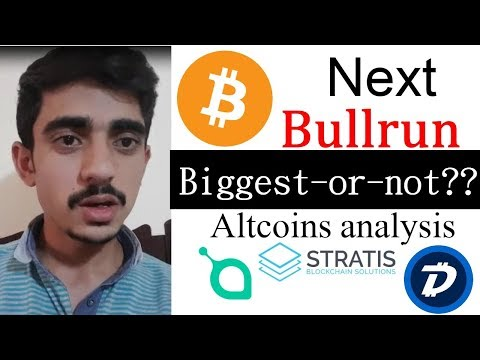 "Analysis of STRAT,Eos,DGB,SC, …. ""Next bull run will biggest"" is it true? …. Urdu/Hindi…."