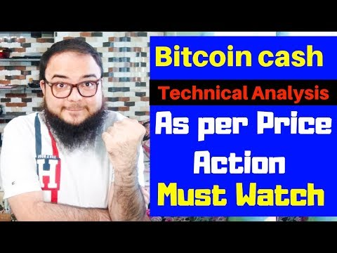 Bitcoin Cash – Technical Analysis – As per Price Action – Must Watch