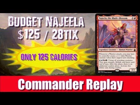 $125 Budget Najeela (28 tix) vs Ikra/Reyhan, Marrow Gnawer, Jeleva
