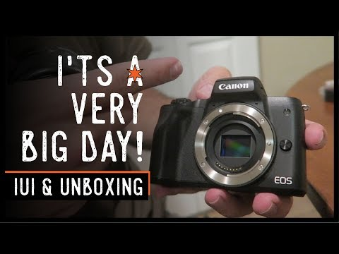 Today is a Very Big Day! | IUI Procedure & Canon EOS M50 Unboxing
