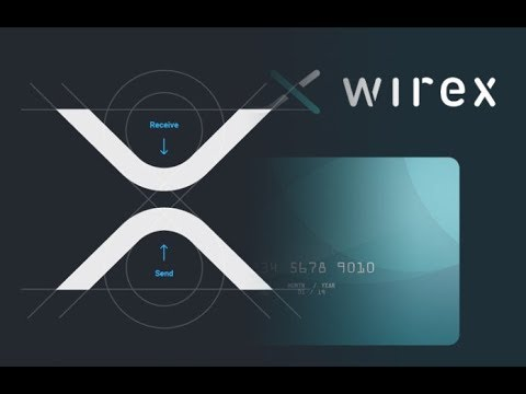 XRP – Wirex Is Moving Into The US With Crypto Debit Card!