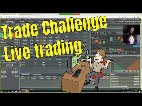 ? Live stream Doopie Cash ? | Bitcoin & Crypto | Bitmex Challenge!