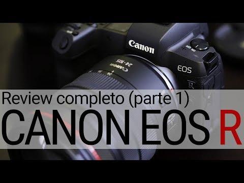 Canon EOS R – review completo para fotografia #Canon #EOSR #Review