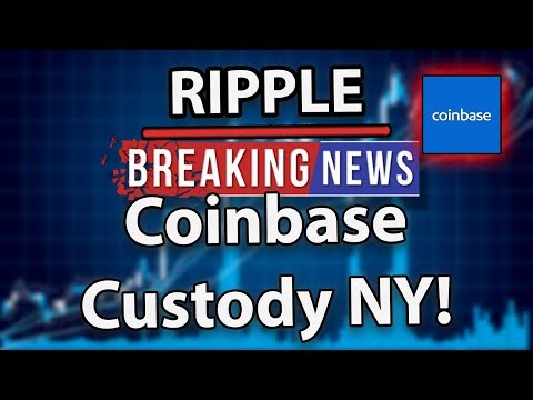 Ripple (XRP) On Coinbase Custody NY! & XRP Instant Recovers HARD!