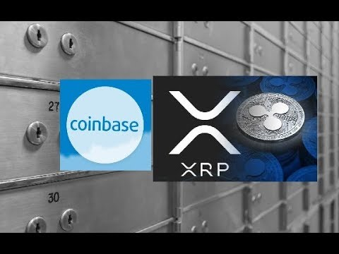 Ripple XRP: Coinbase Approved for Custody Services & XRP is an Approved Digital Asset