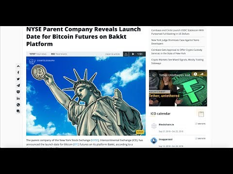 BAKKT Bitcoin ETF, EOS Parsl Airdrop, EOSBET Dice Airdrop, DiceBet