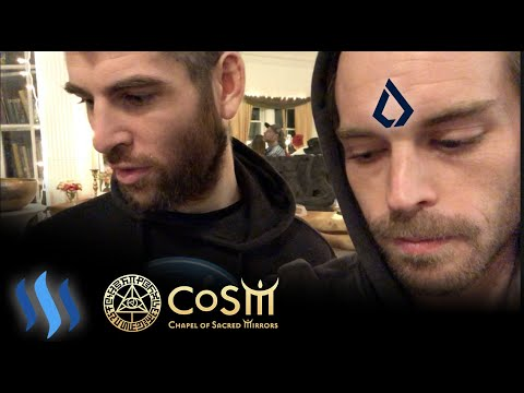 CoSM | Alex Grey's Full Moon Party | STEEM/LISK Europe Intentions