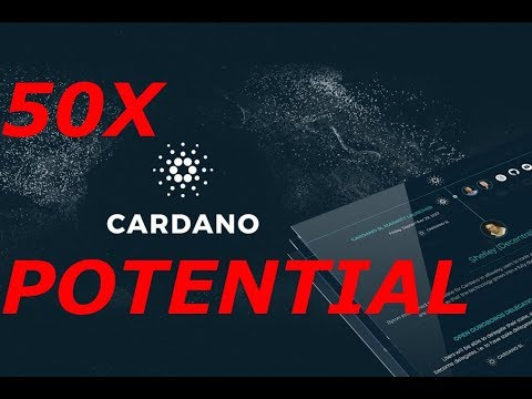 CARDANO $ADA$ TO SKYROCKET IN 2019- HINDI/URDU