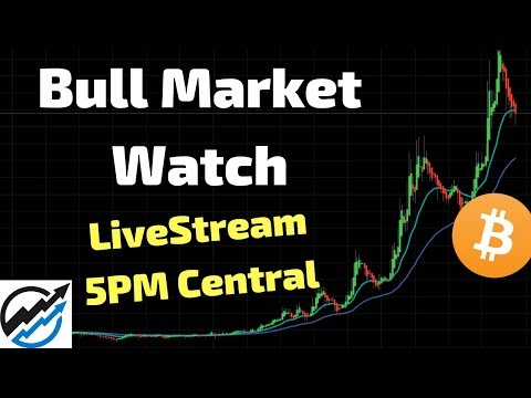 CryptoCurrency Bull Market Watch – Technical Analysis and more – Tuesday Oct 23