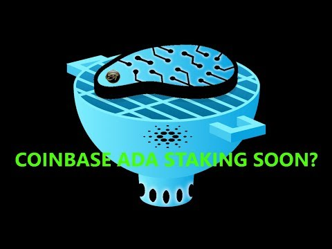 Coinbase taking care of the ADA staking process soon? (While you reap the benefits)