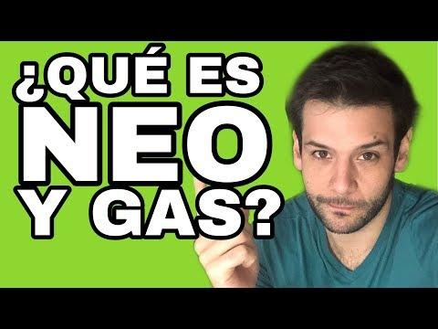 NEO Criptomoneda y GAS coin ¿Mejor que Ethereum? cripton