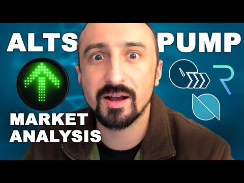? NEXT ALTS PUMPING ? | ALTS STRATEGY | MARKET ANALYSIS | CRYPTOCURRENCY