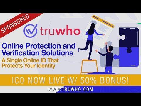 TruWho – KYC Verification Services On The Stellar Lumens Blockchain