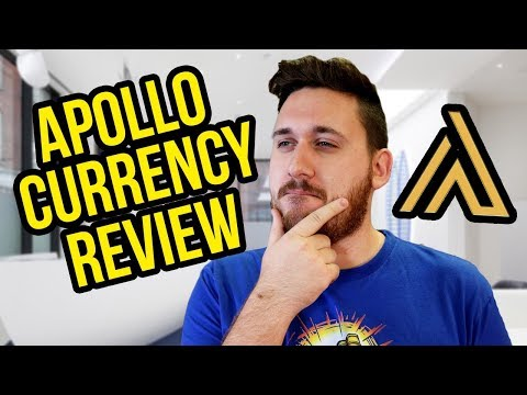 ApolloCurrency Review // CryptoCurrency // Apollo Crypto Review