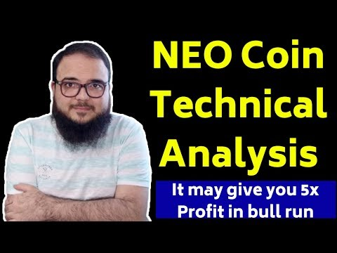 NEO Coin Technical Analysis – NEO coin predictions – It may give you 5x Profit in bull run