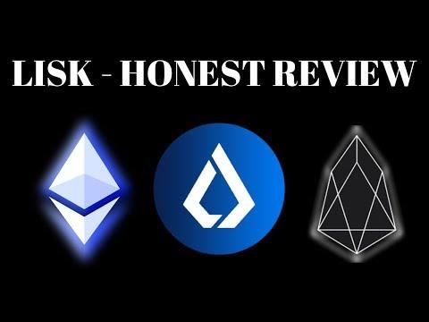 Lisk Review (Lisk VS Ethereum, EOS, Cardano, NEO)