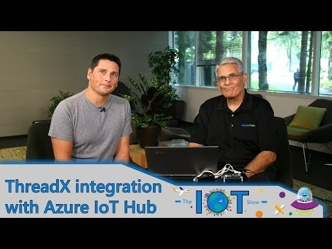 ThreadX Integration With Azure IoT Hub