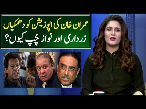 Nawaz & Zardari Afraid of Imran Khan?   Seedhi Baat   Neo News
