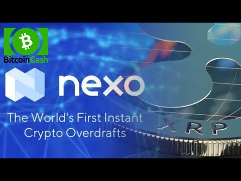 NEXO Adds Support For Bitcoin Cash (BCH)! #NexoEverywhere Campaign Continues!