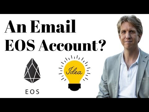 An EOS Email Account?