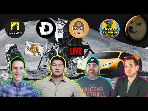 Decentralized TV | Blockwolf | Bitboy | Crypto Zombie LIVE Stream: Cryptocurrency Chat | $BTC $ETH
