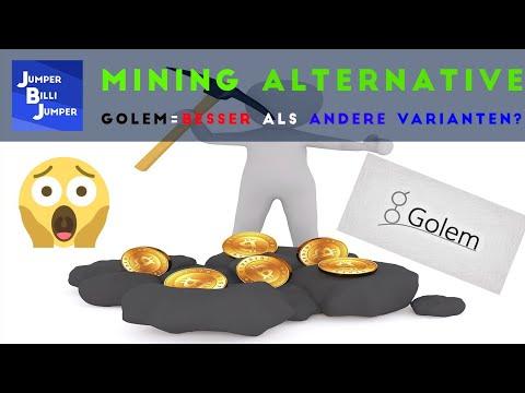 Mining Alternative um Welten besser als herkömmliche Varianten – Golem deutsch