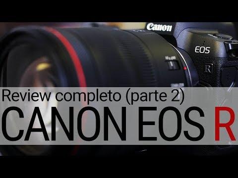 Canon EOS R review completo para cinegrafistas #Canon #EOSR #Video
