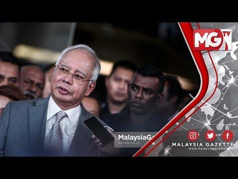 """""""Mungkin mereka ada tujuan-tujuan tertentu"""" – Najib Razak"""
