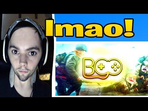 Dakotaz reacts to BCC trolling