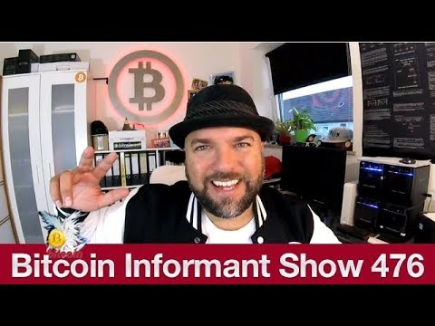 #476 Bitcoin $22k Ende 2018, Bitcoin illegal in Indien & Blockchain Hardware Wallet