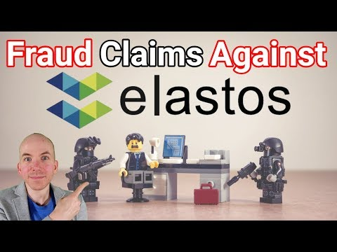 Elastos Fraud / China Court Rules For Crypto / EOS 17,000x Better Than ETH