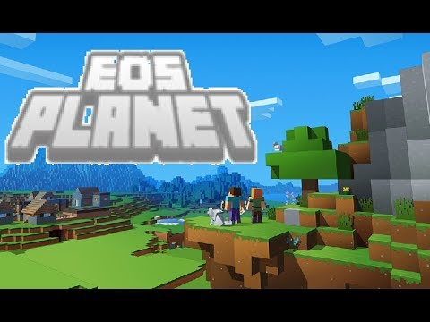 Introducing EOS Planet: The Cryptocurrency Based Version Of Minecraft