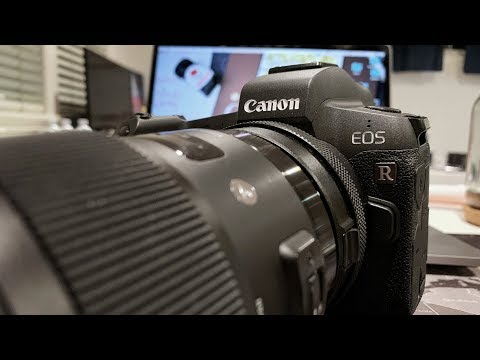 Canon EOS R review! It's actually really really GOOD!