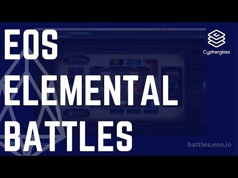 EOS Elemental Battles